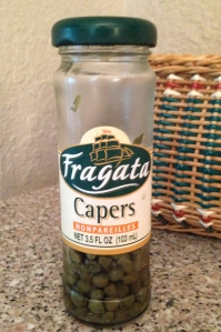 The Only Capers in My Life
