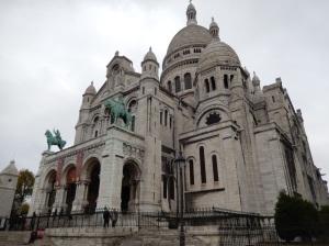 Sacre Coeur (Sacred Heart Basilica)